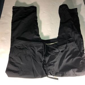 BANANA REPUBLIC Capris Size 10 Womens Black